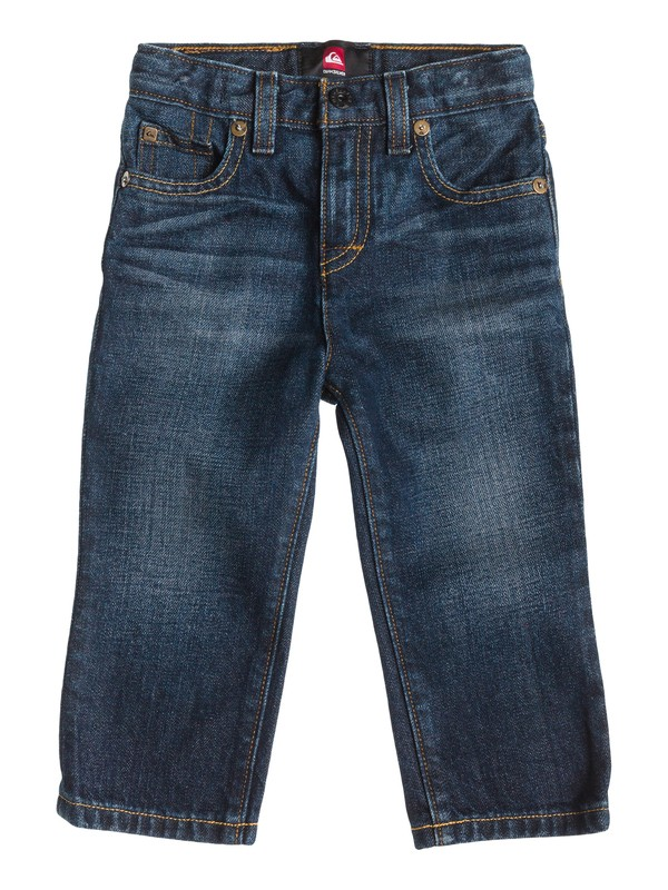 0 Boys 4-7 Revolver Straight Jeans  40455024 Quiksilver