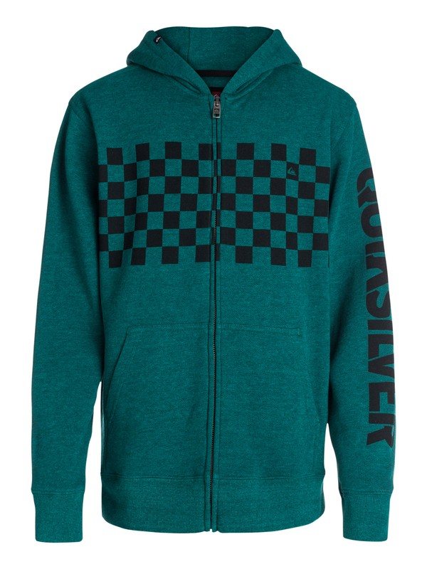 0 Boys 8-16 Checker Hoody  40464009 Quiksilver
