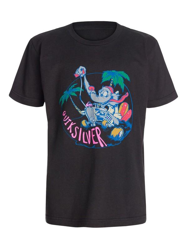 0 Boys 8-16 Hawaiian Burn T-Shirt  40464049 Quiksilver