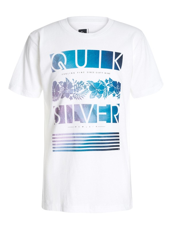 0 Boys 8-16 Haystacks T-Shirt  40464055 Quiksilver