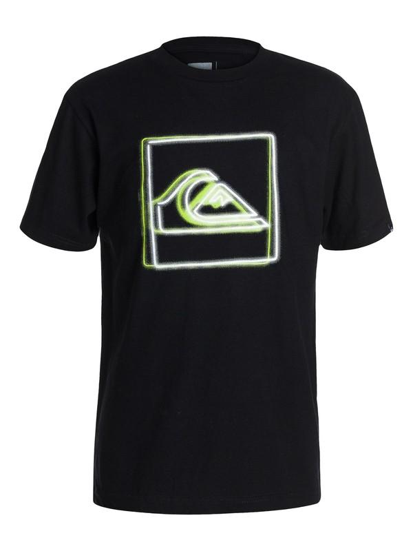 0 Boys 8-16 Glow Stix T-Shirt  40464057 Quiksilver