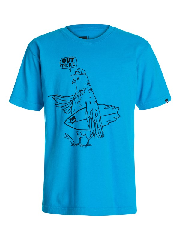 0 FOR THE BIRDS TEE  40464069 Quiksilver