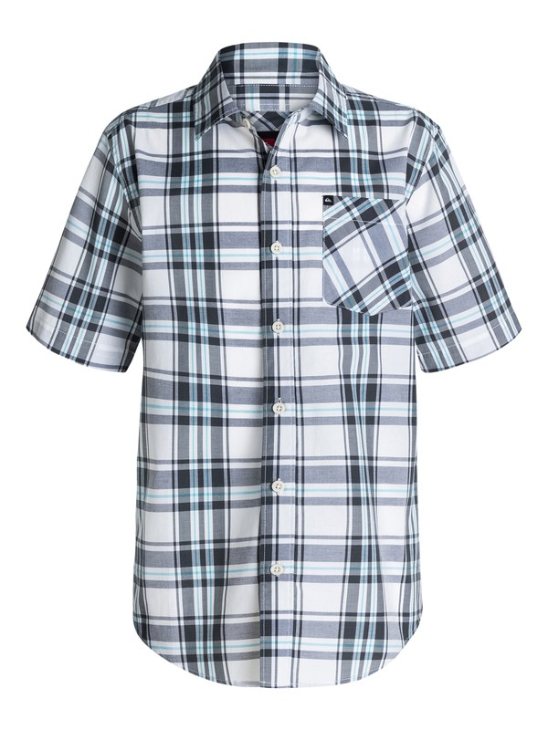 0 Boys 8-16 Foot Pat Shirt  40464089 Quiksilver