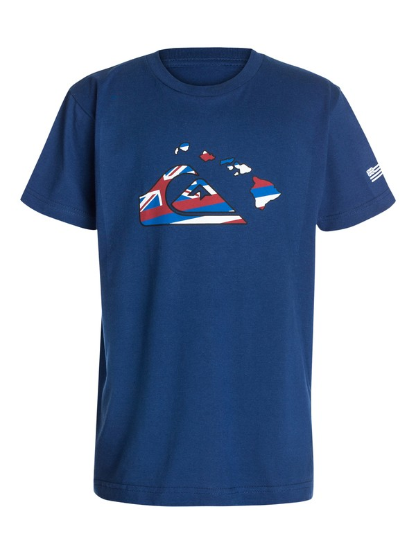 0 Boys 8-16 State of Aloha T-Shirt  40464193 Quiksilver