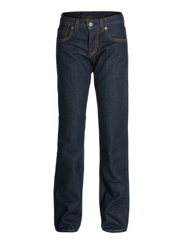 0 Boys 8-16 Revolver Straight Jeans  40465024 Quiksilver