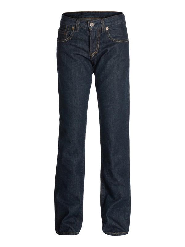 0 Jeans de Corte Recto Revolver - Niños 8 -16  40465024 Quiksilver
