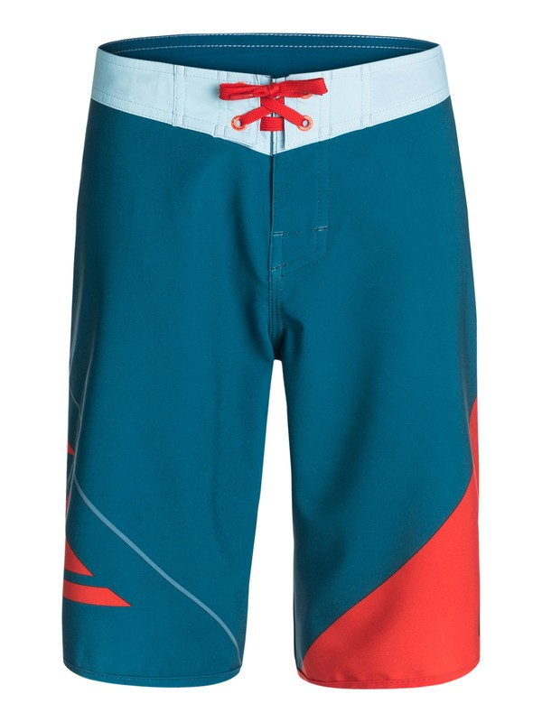 0 Boys 8-16 New Wave Boardshorts  40465032 Quiksilver