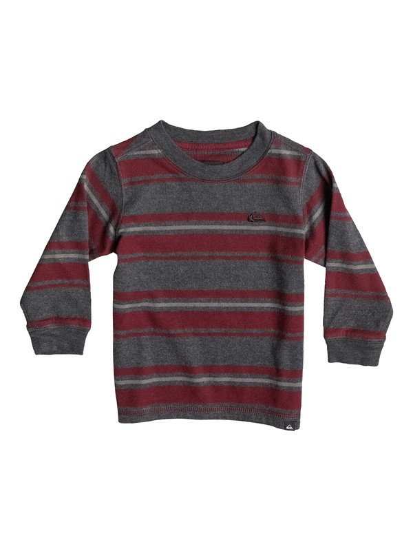 0 Baby Snit Stripe Sweater  40474082 Quiksilver