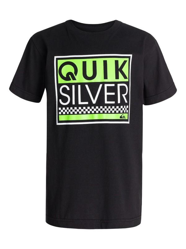 0 BLOCKHEAD TEE  40474119 Quiksilver