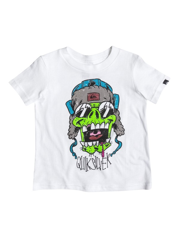 0 Baby Cavity Creep T-Shirt  40474132 Quiksilver