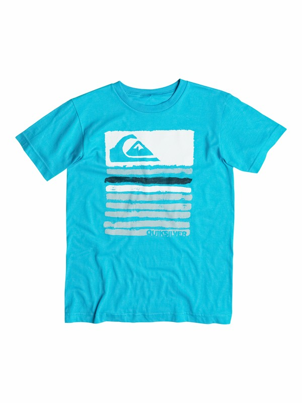 0 Boys 2-4 Painter T-Shirt  40544027 Quiksilver