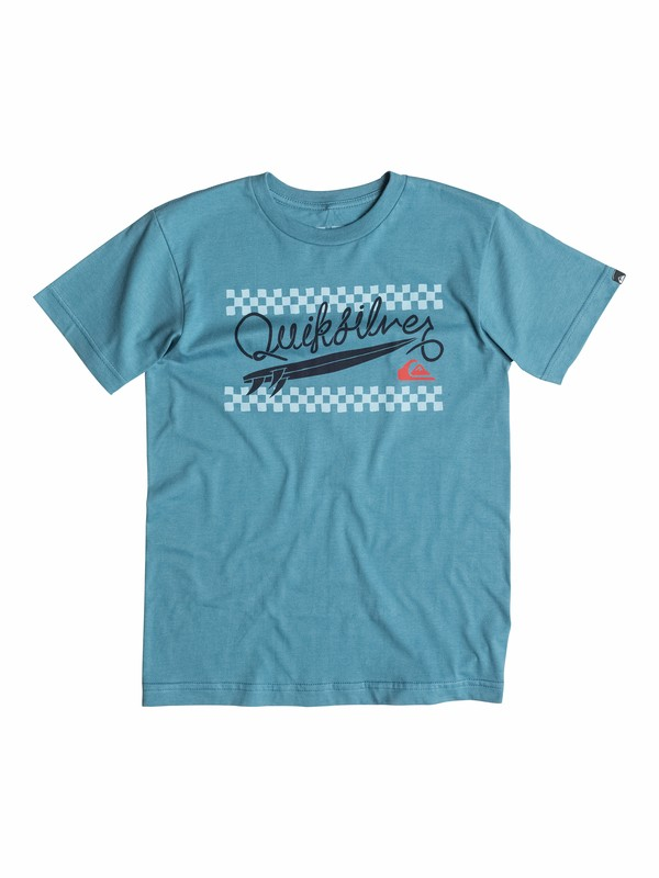 0 Boys 2-4 Leished T-Shirt  40544046 Quiksilver
