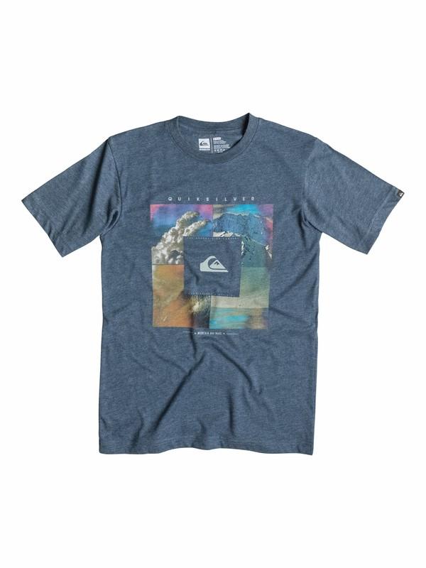 0 Camiseta Quad - Niños 2 -4  40544065 Quiksilver