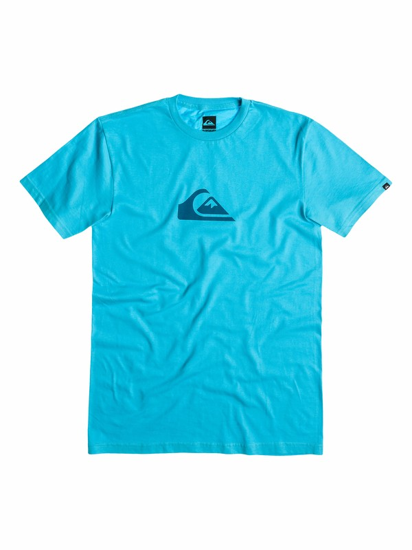 0 Boys 2-4 Everyday Logo T-Shirt  40544097 Quiksilver