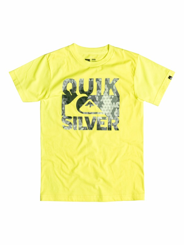 0 Boys 2-4 Frackish T-Shirt  40544142 Quiksilver