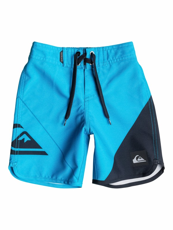 0 Boys 2-4 New Wave Boardshorts  40545004 Quiksilver