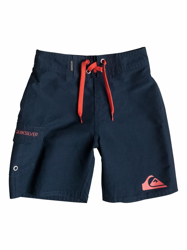 0 Boys 2-4 Everyday Boardshorts  40545009 Quiksilver