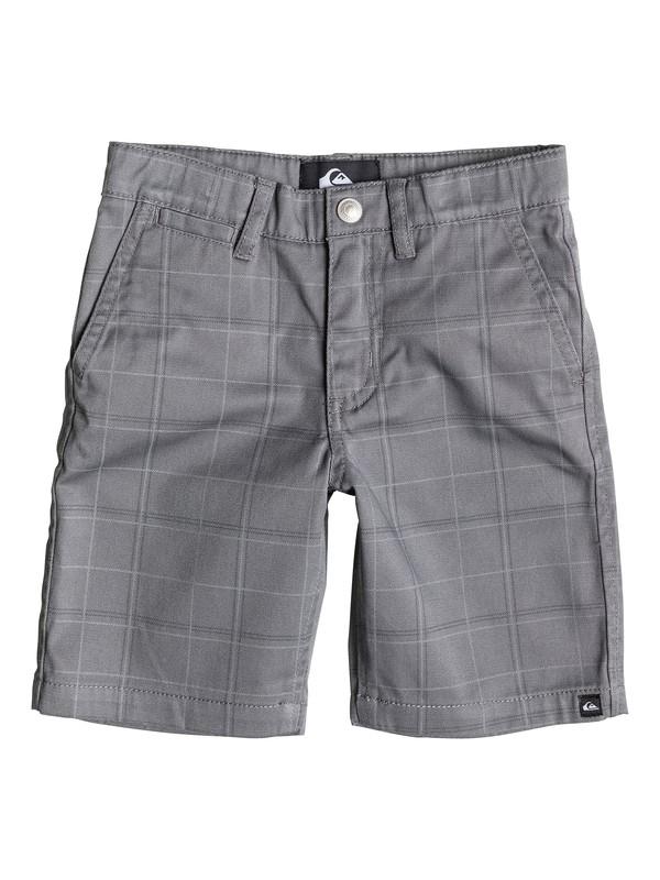 0 Boys 2-4 Union Surplus Shorts  40545026 Quiksilver