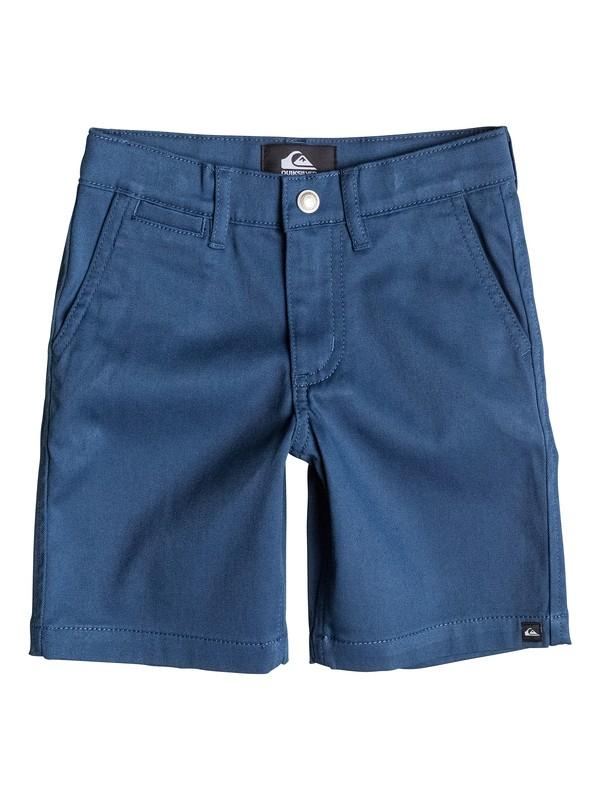 0 Shorts Union Tipo Chino - Niños 2 -4  40545028 Quiksilver
