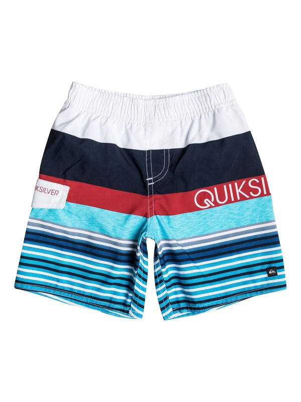0 Lean And Mean Volley  40545090 Quiksilver