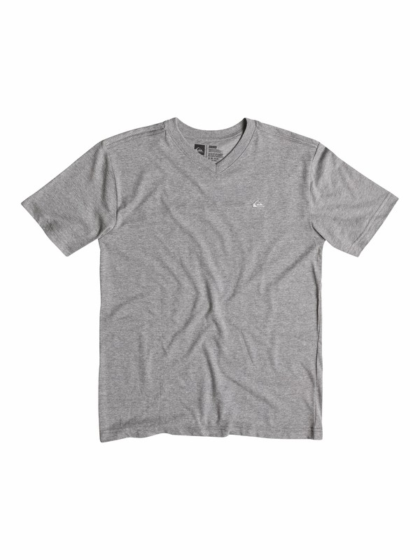 0 Boys 4-7 Core Daily Tee  40554047 Quiksilver