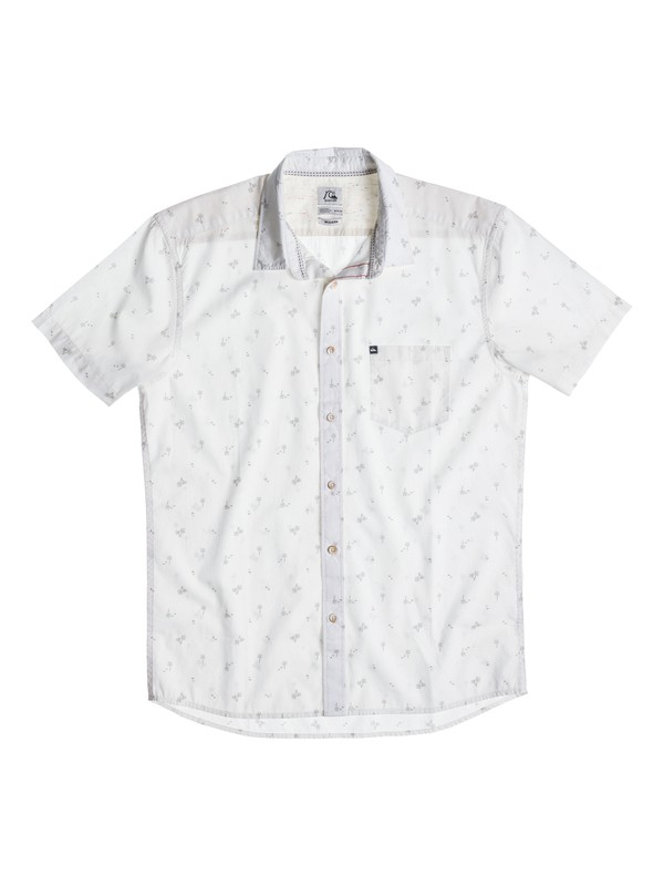 0 Camisa Hexum - Niños 4 -7  40554085 Quiksilver