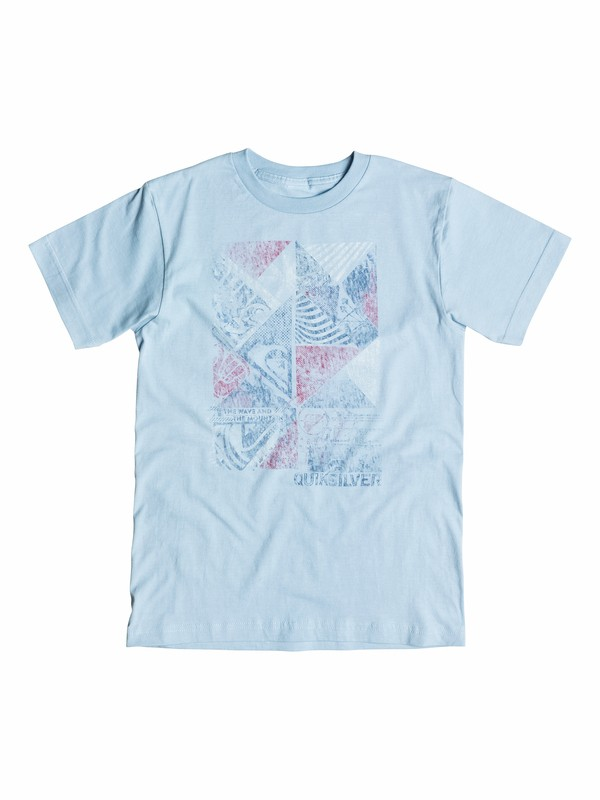 0 Boys 4-7 Blender T-Shirt  40554156 Quiksilver