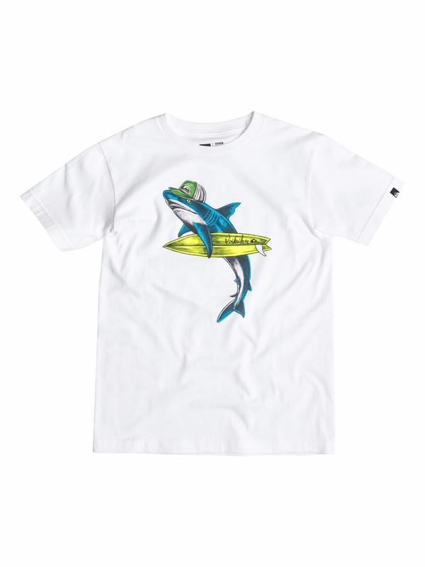 0 Boys 4-7 Sharky T-Shirt  40554170 Quiksilver