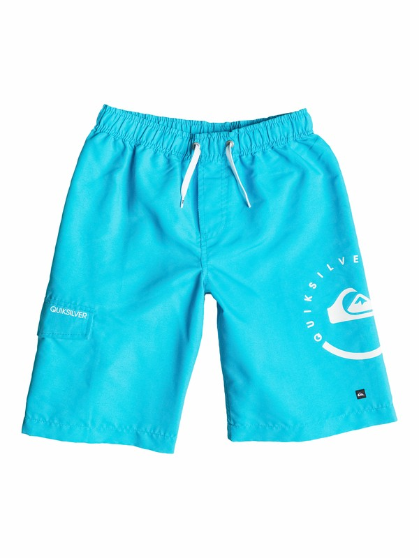0 Boys 4-7 Eclipse Volleys  40555014 Quiksilver