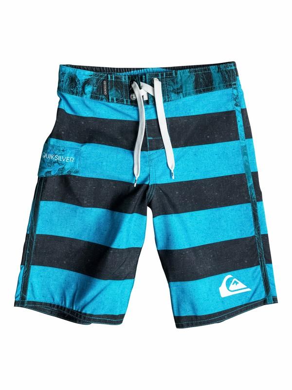 0 Boys 4-7 Everyday Brigg Boardshorts  40555033 Quiksilver