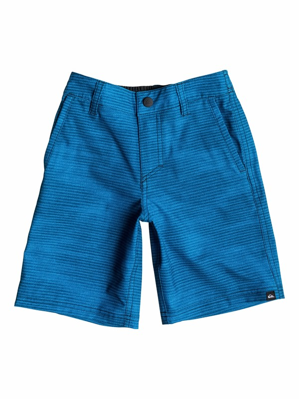 0 Boys 4-7 Textured  Boardshorts  40555100 Quiksilver