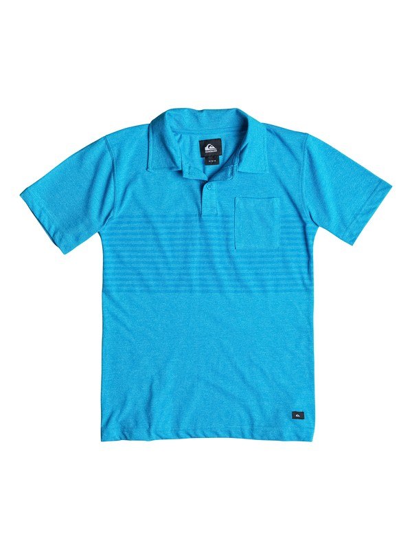 0 Boys 8-16 Waterwood Polo Shirt  40564002 Quiksilver