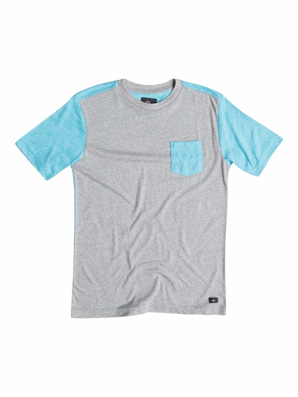 0 Boys 8-16 Wakefield Pop T-Shirt  40564003 Quiksilver