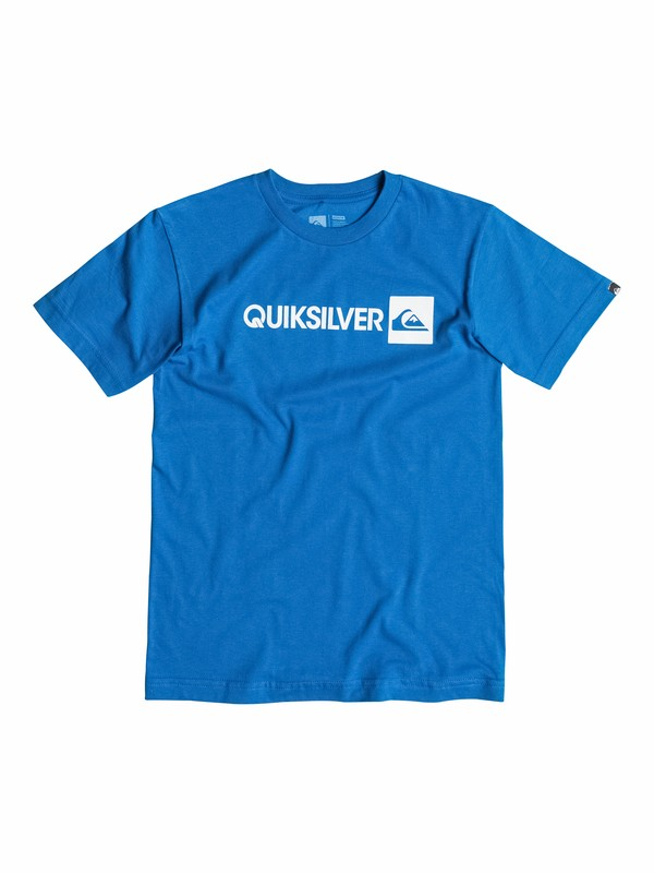 0 Boys 8-16 Everyday Gothic T-Shirt  40564020 Quiksilver