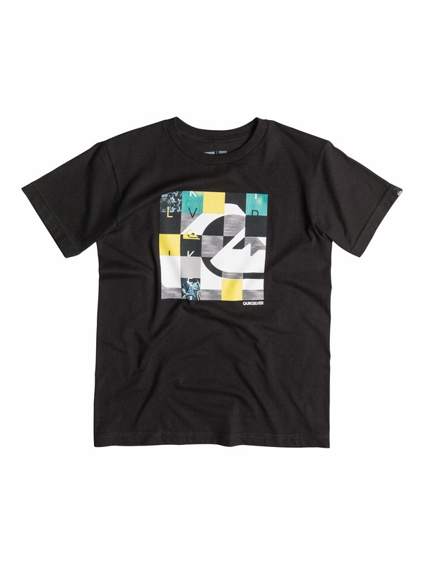0 Boys 8-16 Chipped T-Shirt  40564022 Quiksilver