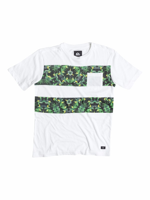 0 Boys 8-16 Whitefield T-Shirt  40564052 Quiksilver