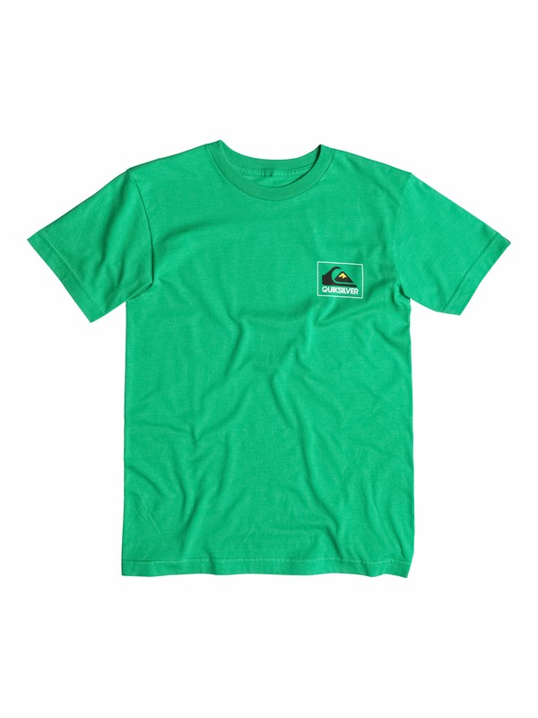 0 Camiseta The Box - Niños 8 -16  40564064 Quiksilver