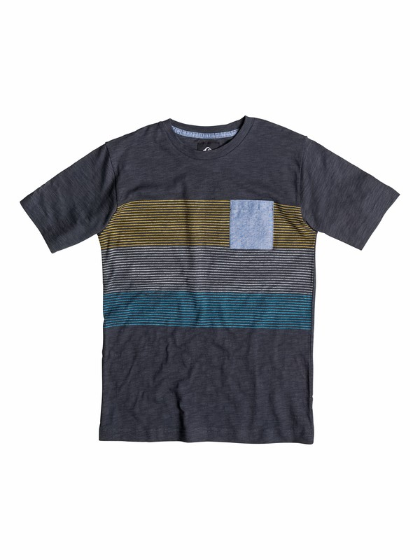 0 Boys 8-16 Stranger Knit Top  40564124 Quiksilver