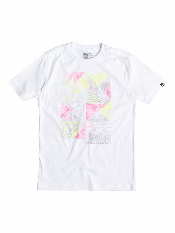 0 Boys 8-16 Blender T-Shirt  40564156 Quiksilver