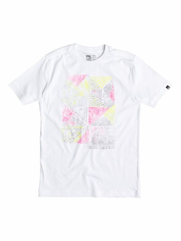 0 Camiseta Blender - Niños 8 -16  40564156 Quiksilver