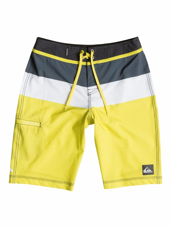 0 Boys 8-16 Sunset Future Boardshorts  40565001 Quiksilver