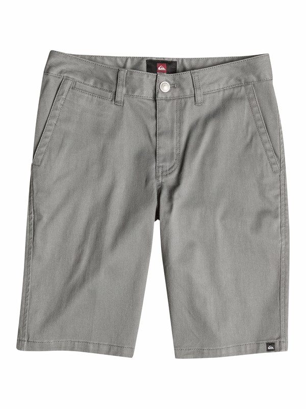 0 Boys 8-16 Union Chino Shorts  40565028 Quiksilver