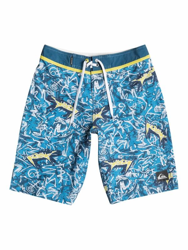 0 Boys 8-16 Mo Yoke Ghetto Boardshorts  40565031 Quiksilver