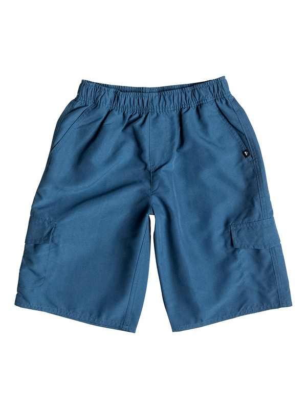0 Boys 8-16 Trooper Volleys  40565036 Quiksilver