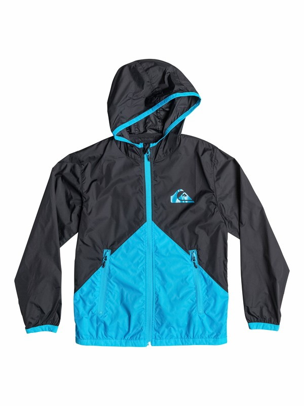 0 Boys 8-16 New Wave Jacket  40566001 Quiksilver