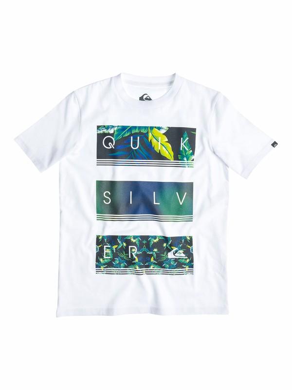 0 Baby Hyper T-Shirt  40574021 Quiksilver