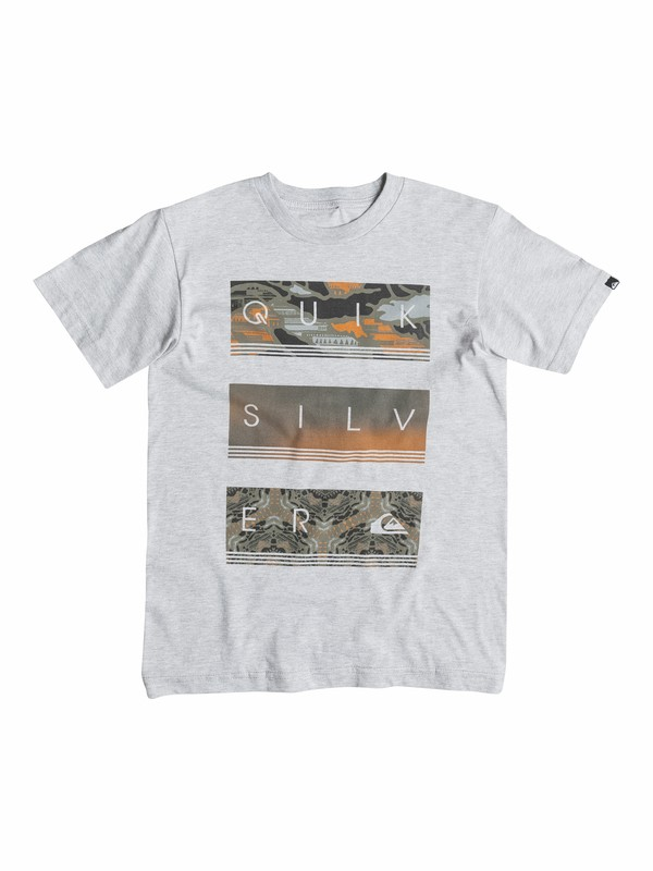 0 Baby Hyper Stealth T-Shirt  40574072 Quiksilver