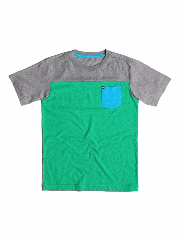 0 Camisa Sin Mangas Blockwork - Bebé  40574123 Quiksilver