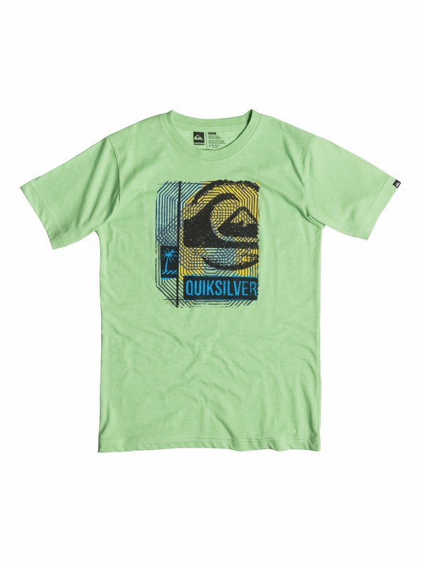 0 Baby Sonic T-Shirt  40574145 Quiksilver