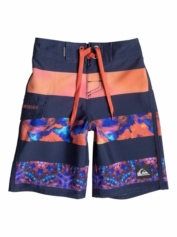 0 Baby Brigg Remix Boardshorts  40575007 Quiksilver